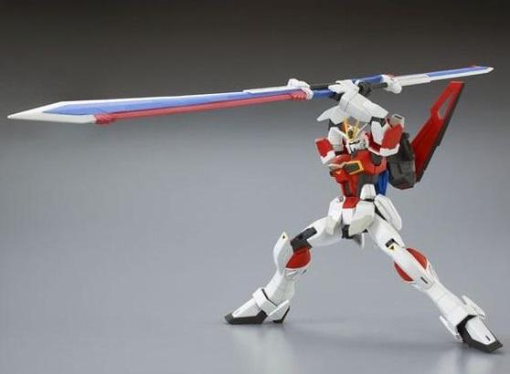 P-Bandai: HGCE 1/144 Sword Impulse Gundam REVIVE