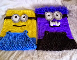 http://stana-critters-etc.blogspot.com.es/2013/10/knitting-pattern-for-minions-tablet-or.html