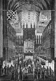 George IV's funeral from The Mirror 7 August 1830