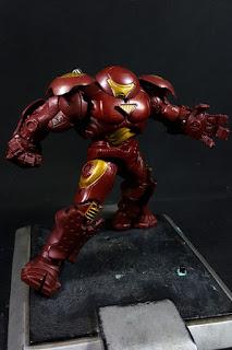 Marvel Universe Iron Man 2 Hulkbuster