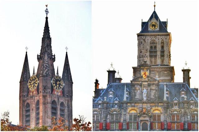 Oude Kerk – Ayuntamiento de Delft
