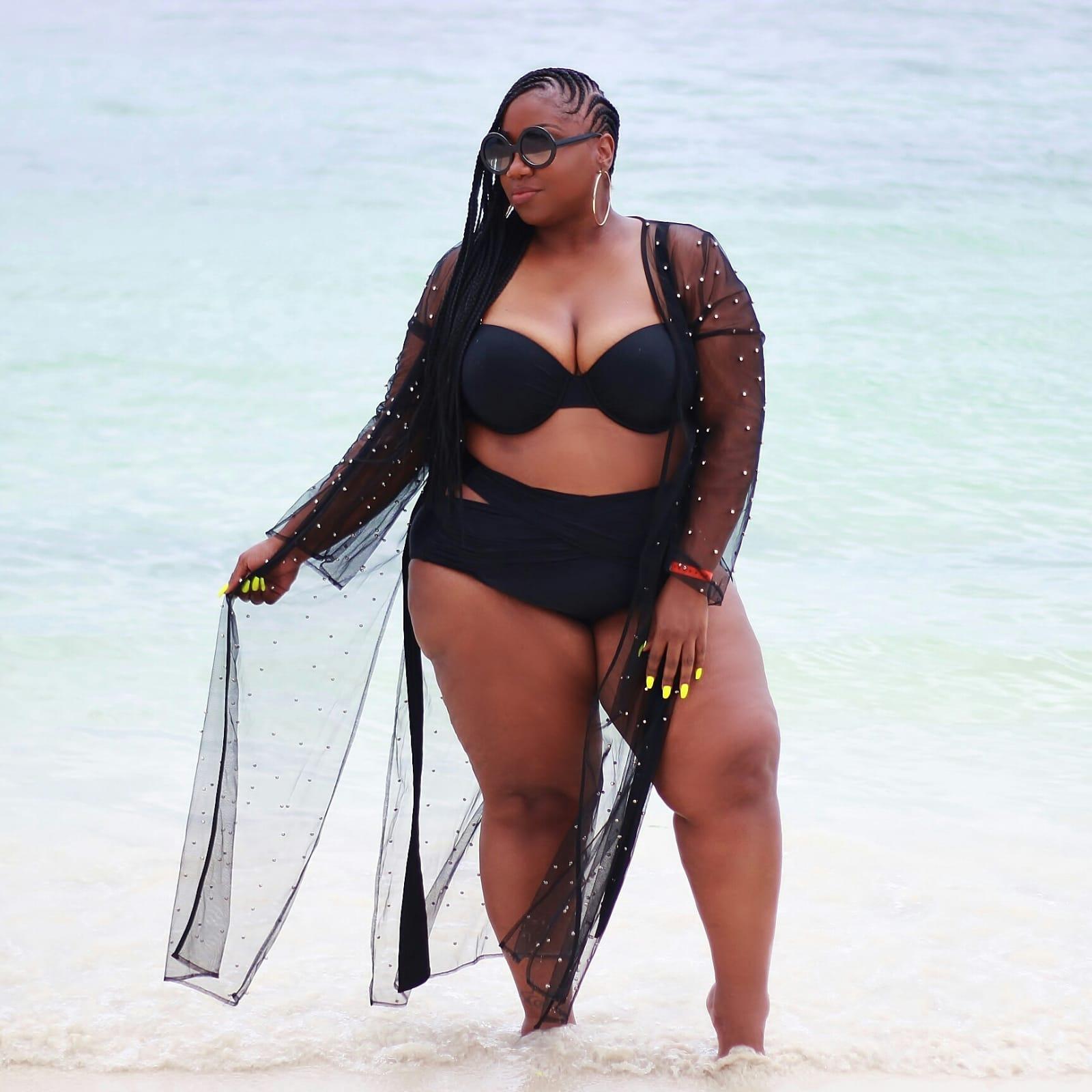 plus size swimsuit 2018