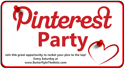 Pinterest Party; You Pin Us We Pin You