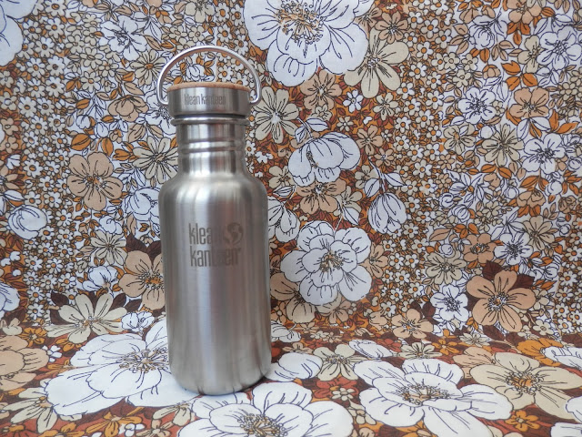 Make one small change, get a reusable water bottle. secondhandsusie.blogspot.com