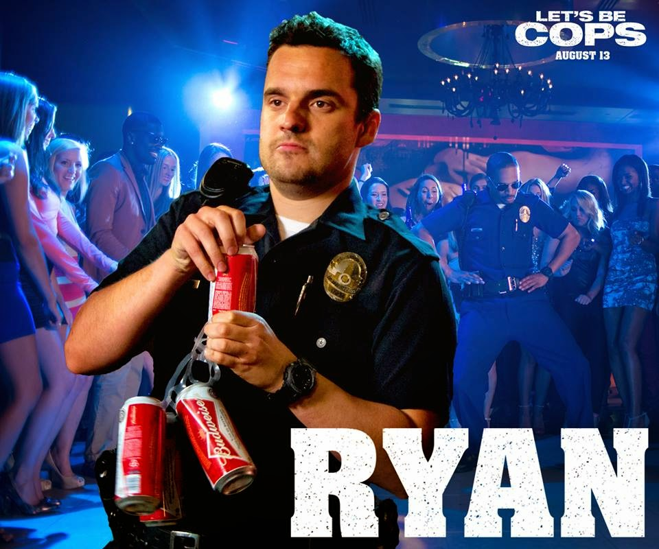 lets be cops jake johnson