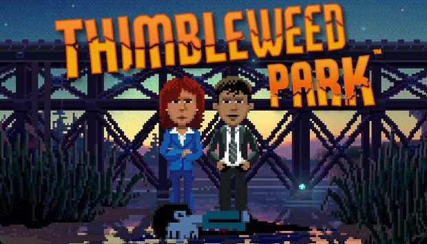 Thimbleweed Park APK OBB V1.0.1