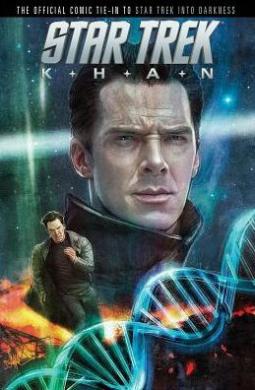 Review: Star Trek: Khan by Mike Johnson Claudia Balboni
