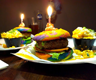 The Last Unicorn Burger