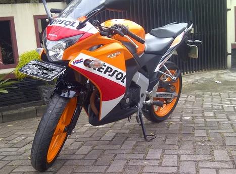Ternyata AHM akan menurunkan harga sparepart Honda CBR150R