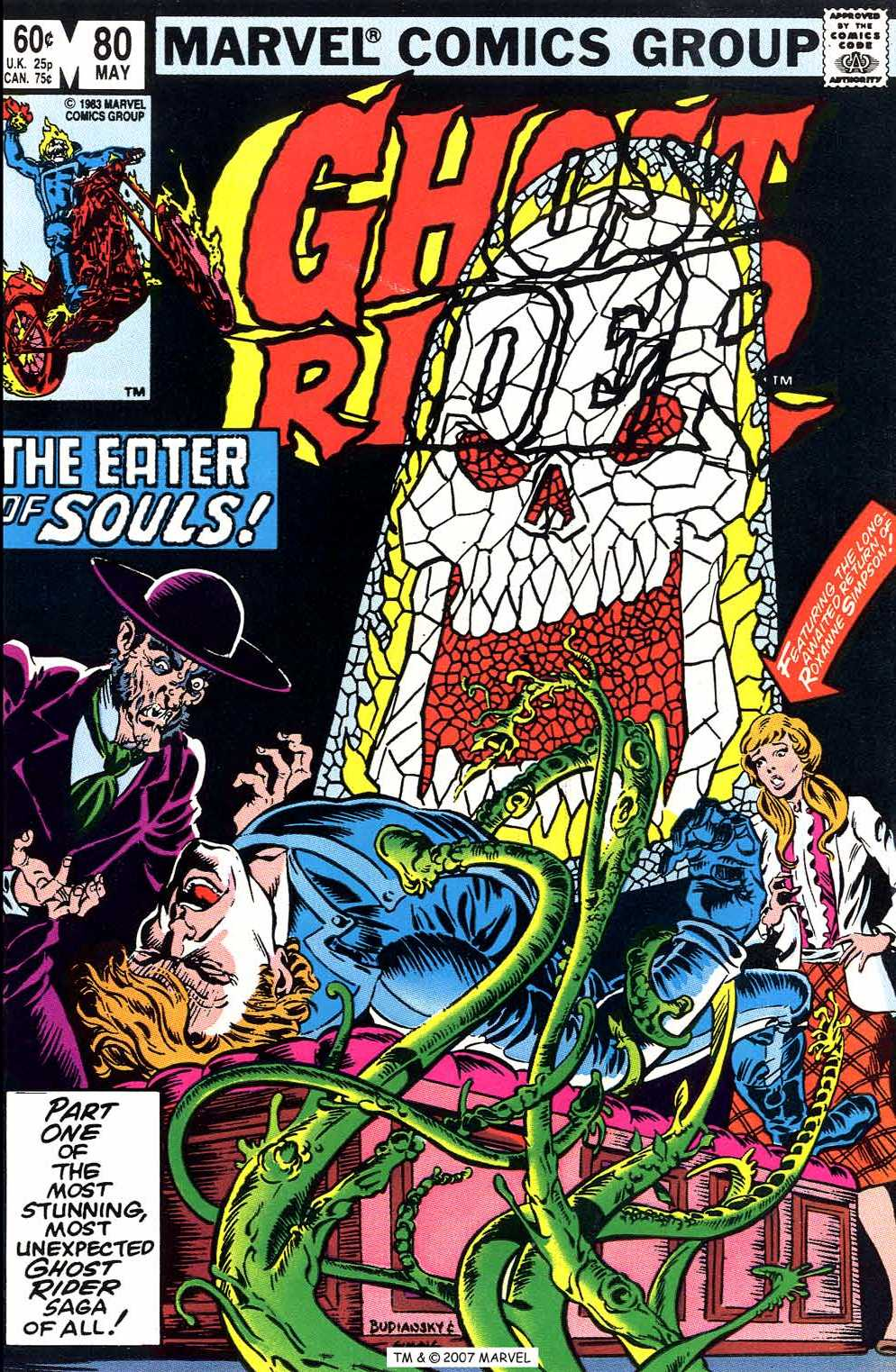 Ghost Rider (1973) issue 80 - Page 1