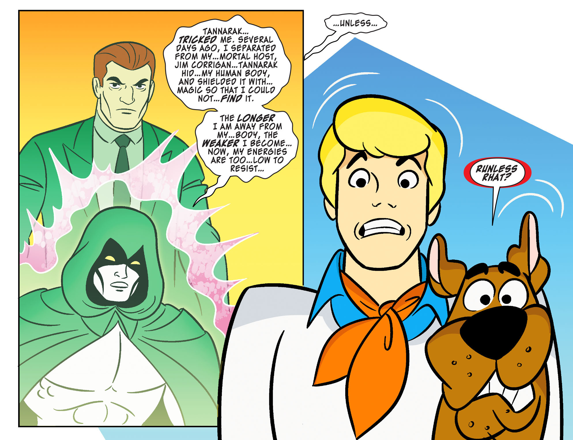 Read online Scooby-Doo! Team-Up comic -  Issue #26 - 6