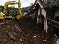 Terjadi Retakan Baru di Lokasi Bencana Longsor di Ponorogo