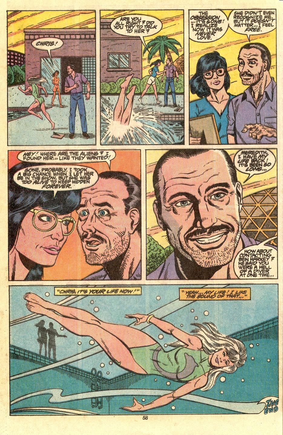 Read online Secret Origins (1986) comic -  Issue #50 - 61