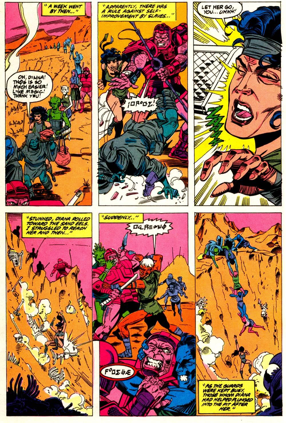 Read online Wonder Woman (1987) comic -  Issue #68 - 15