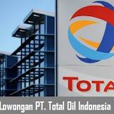 Lowongan Kerja Bulan Oktober 2017 PT Total Oil Indonesia (TOI)