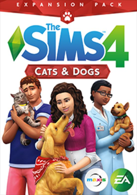 Download The Sims 4 Cats and Dogs for PC free full version