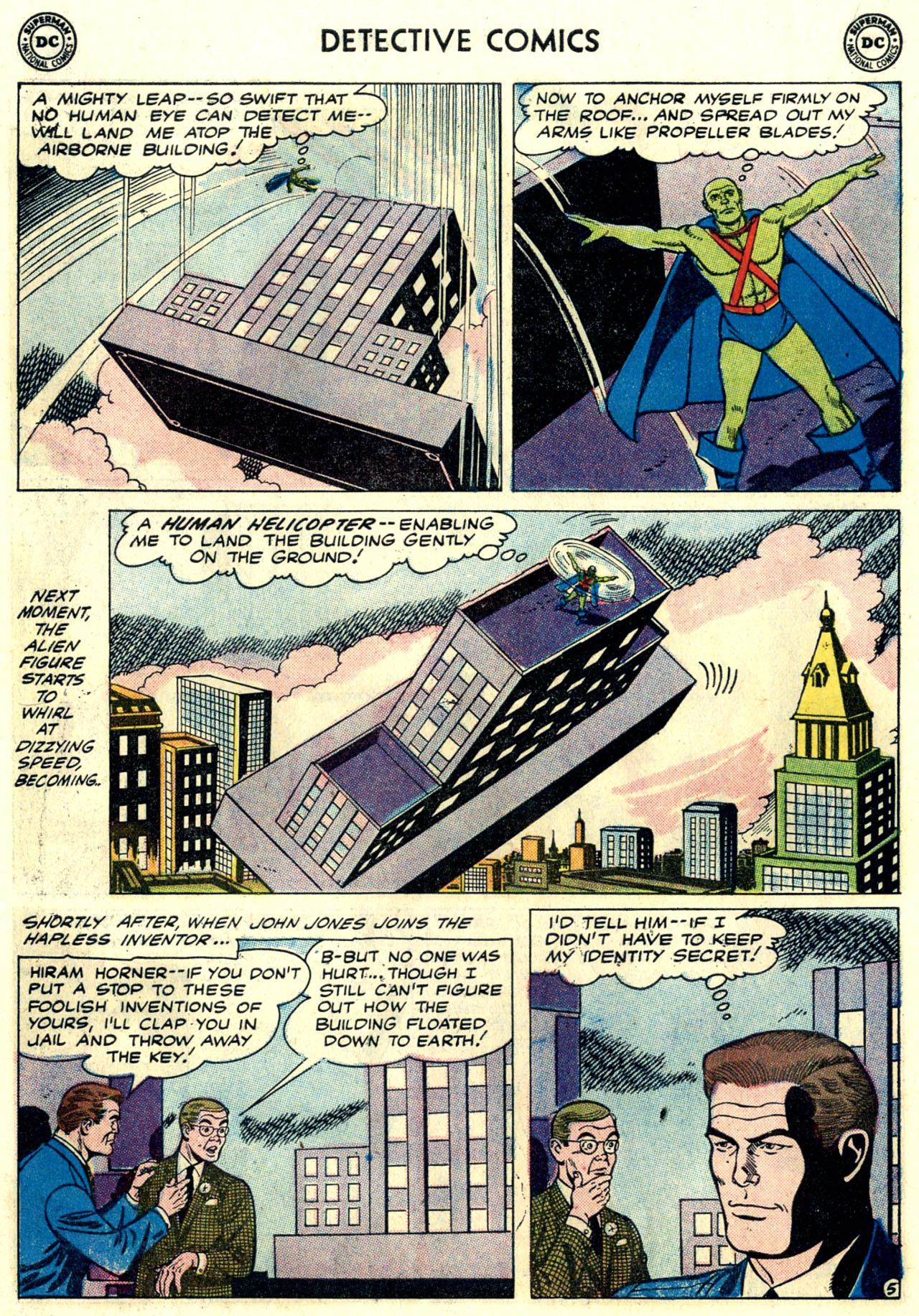 Detective Comics (1937) 279 Page 21