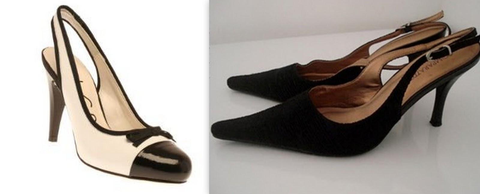 900f0c68171 Também é Moda!: Tipos de sapatos femininos