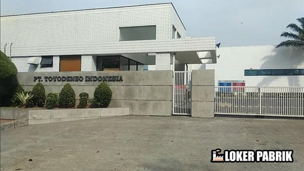 PT Toyo Denso Indonesia Pabrik