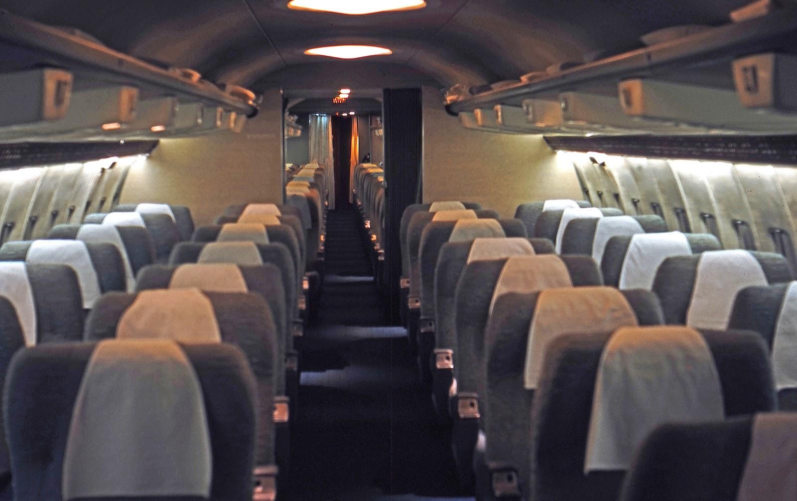 American Airlines 707 Jet Stewardess Oct 28 2015
