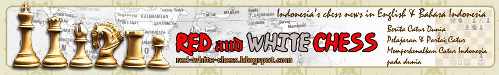 Red and White Chess