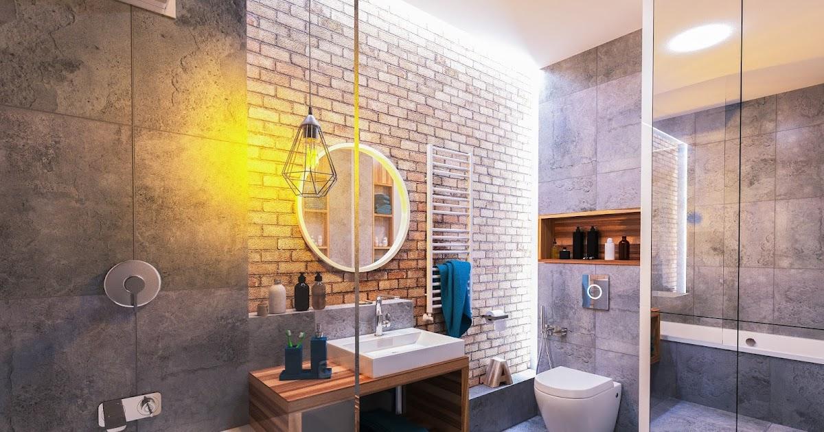 Consigli d 39 arredo come progettare un bagno - Progettare un bagno piccolo ...