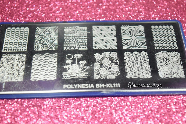 Bundle Monster BM-XL111 Stamping Plate