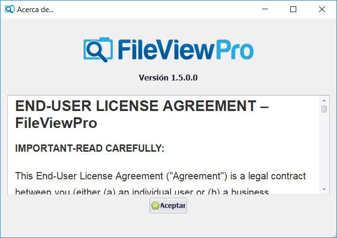 FileViewPro 2015 1.5