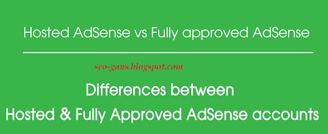Tips daftar Adsense Hosted Full Aprove
