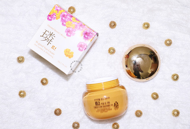 Hansaeng Cosmetics Rin Bi-Gyeol Yun cream review