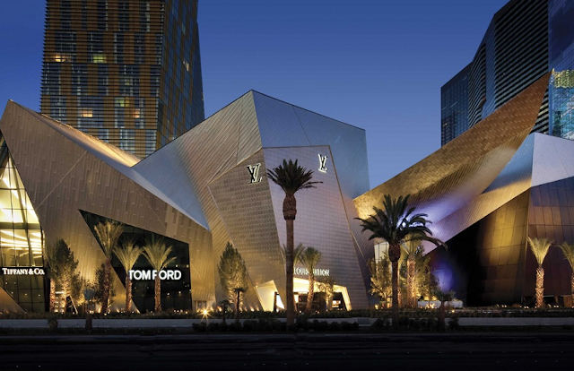 Crystals em Las Vegas