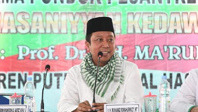 RIBUT!! PSI Larang Kadernya Berpoligami, Romahurmuziy: Jangan Jadi BEBAN Bagi Jokowi!