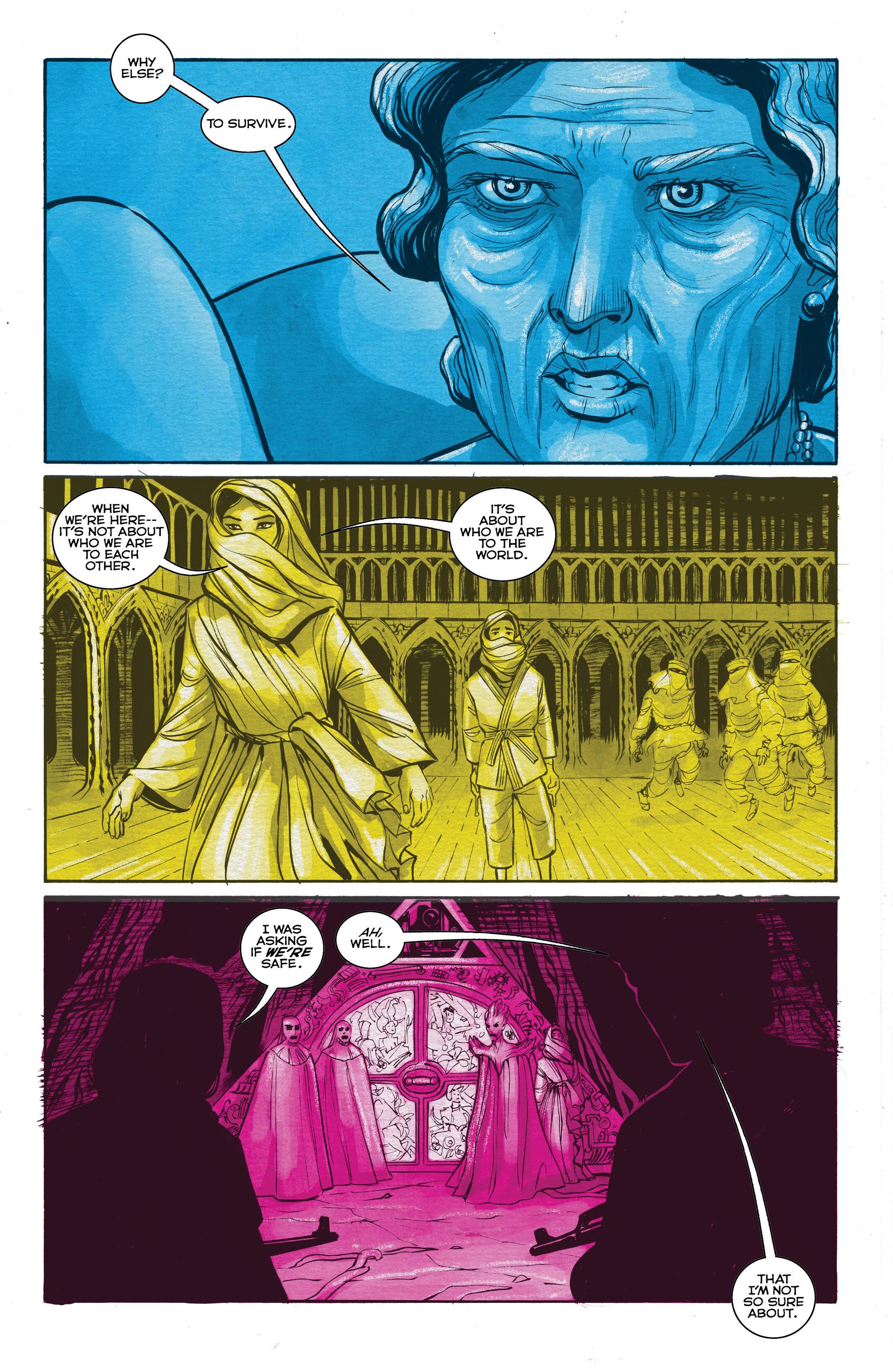 Read online Shutter comic -  Issue #19 - 15