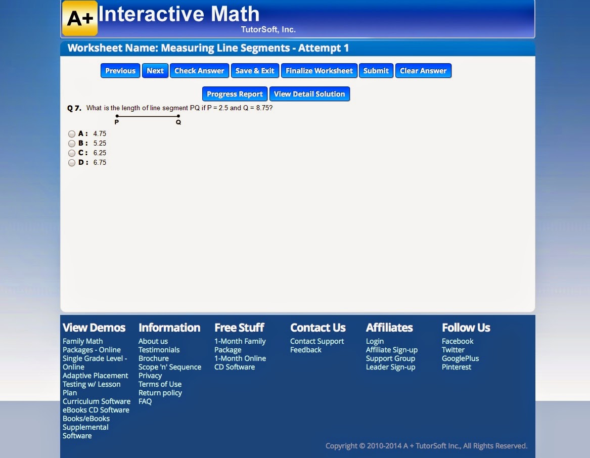 A Learning Journey Tos Review A Interactive Math