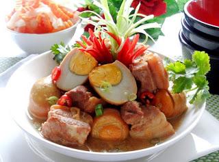 Mẹo nấu thịt kho tàu ngon tuyệt