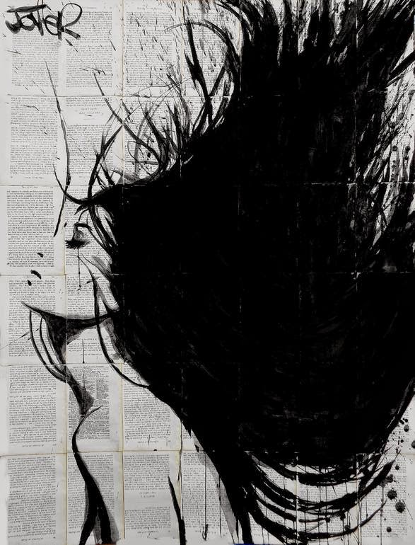 21-Mistral-Loui-Jover-Drawings-on-Book-Pages-www-designstack-co