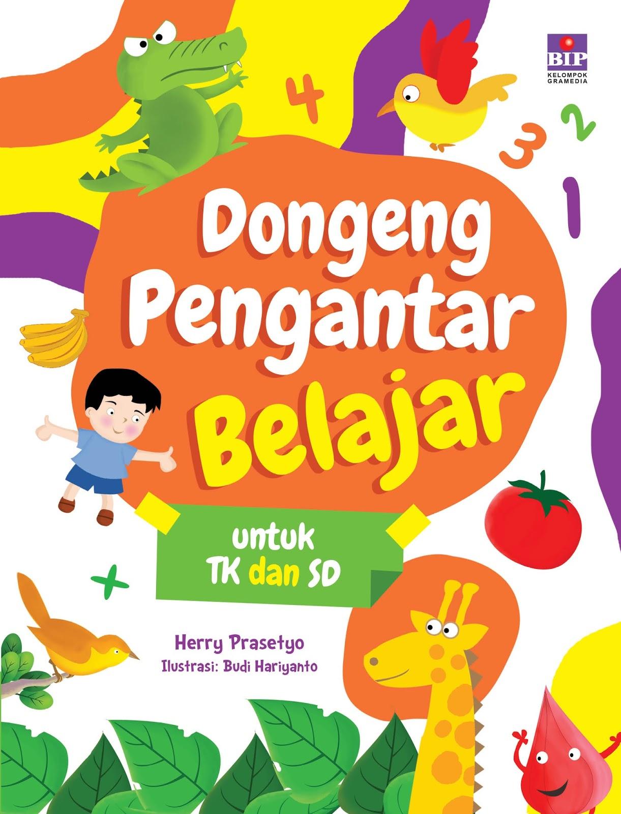 Buku ini berisi kumpulan cerita dan dongeng pendek pengantar belajar Cerita dan dongeng yang disajikan dapat menjadi inspirasi untuk belajar membaca