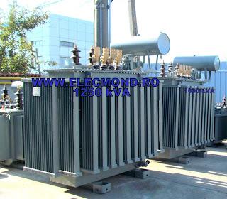 Transformator 1875 kVA 20/0,4 kV  , transformator 1250 kVA 20/0,4 kV , transformator 1000 kVA 20/0,4 kV , transformatoare , Elecmond Electric , trafo