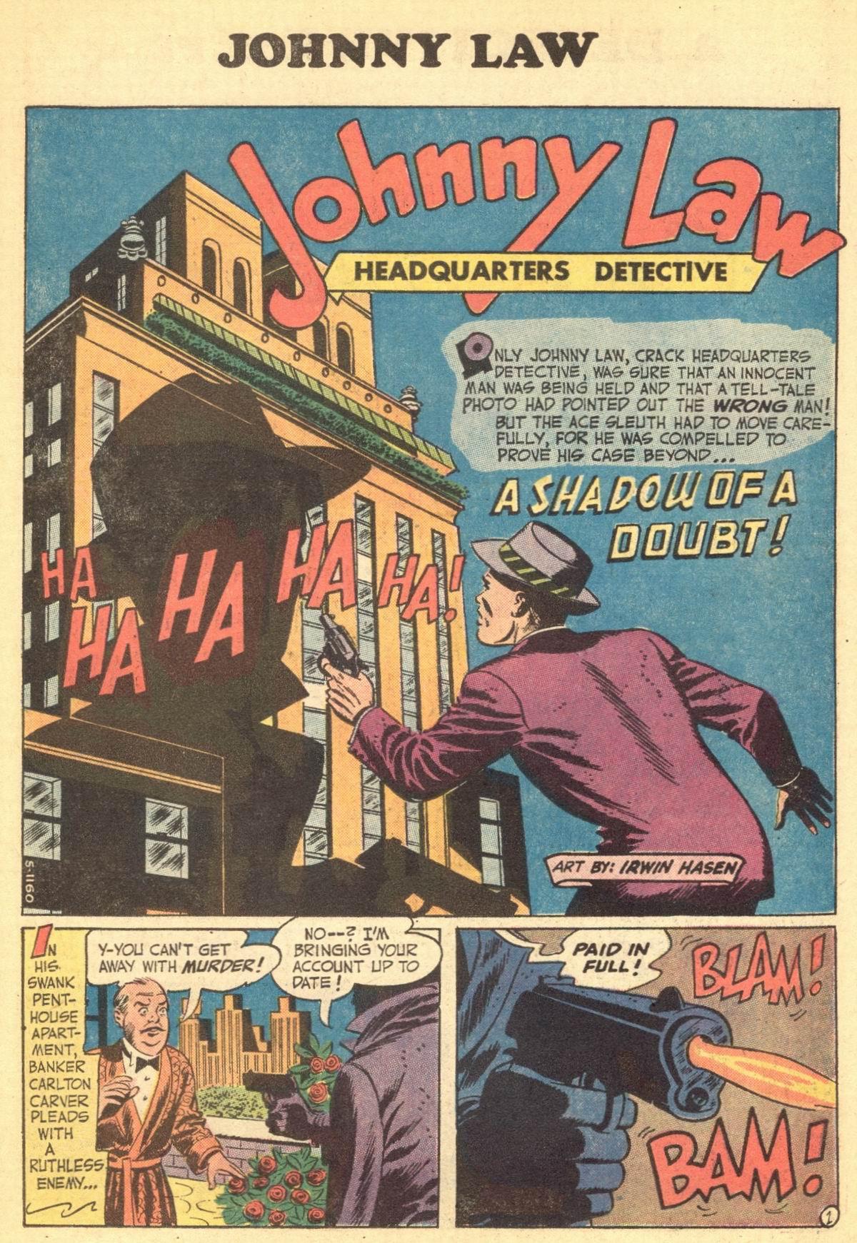Detective Comics (1937) 423 Page 20