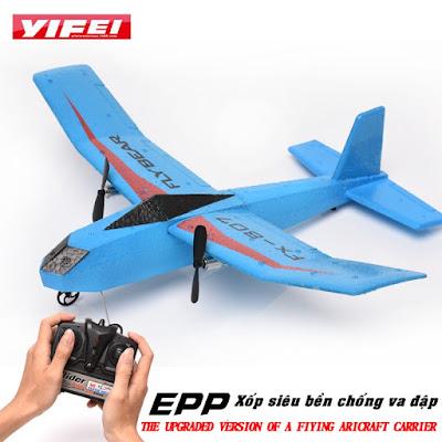 Máy bay FX-807 phiên bản mới