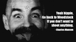 fake celebrity quotes: charles manson