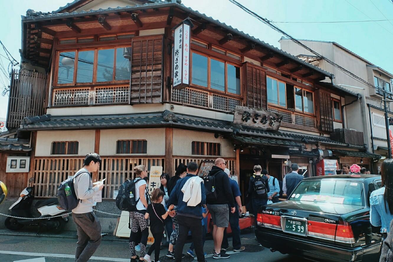 pengalaman travelling ke kyoto jepang
