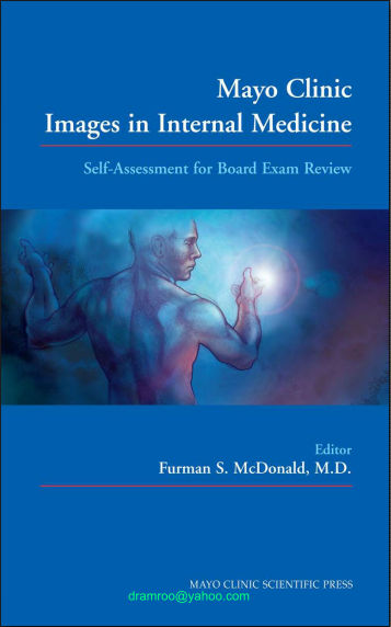 Mayo Clinic Images in Internal Medicine- Self-Assessment for Broad Exam Review [PDF]