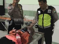 Disenggol Kendaraan Dinas TNI-AL di Gresik, Wanita Muda Asal Lamongan Tewas
