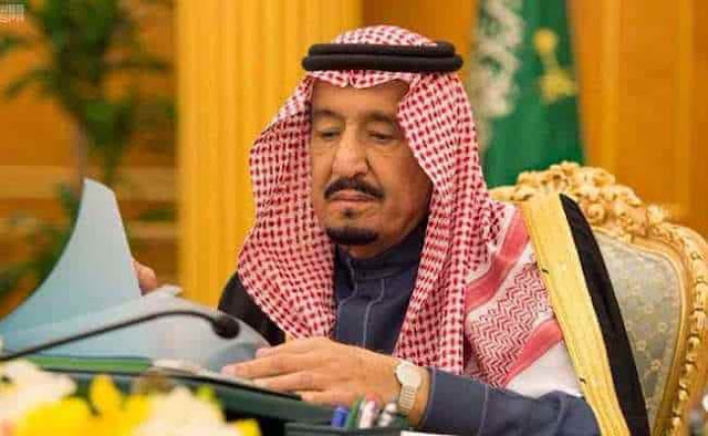 KING SALMAN GREETS MUSLIMS WORLDWIDE ON ADVENT OF RAMADAN