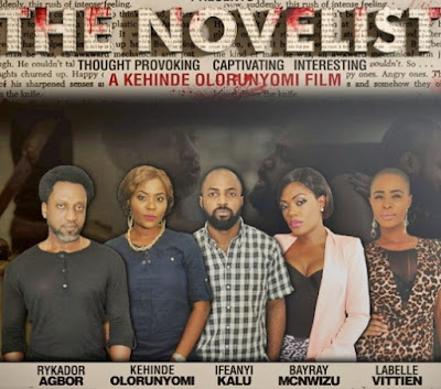 the novelist nollywood movie