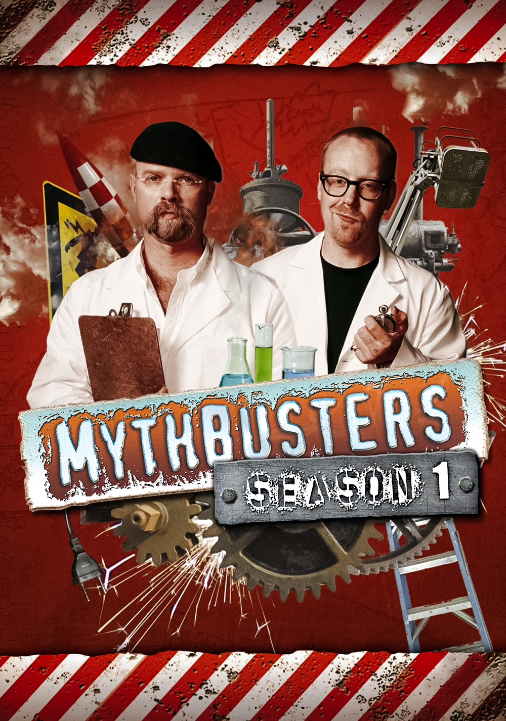 MythBusters (2003-) ταινιες online seires oipeirates greek subs