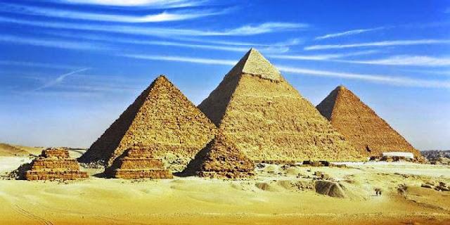 Misteri Bangunan Piramida, Ternyata Al Quran Lebih Dulu Menjawabnya
