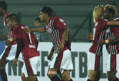 AFC Cup 2016: Mohun Bagan win against Maziya