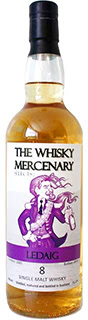 The Whisky Mercenary Ledaig 8yo